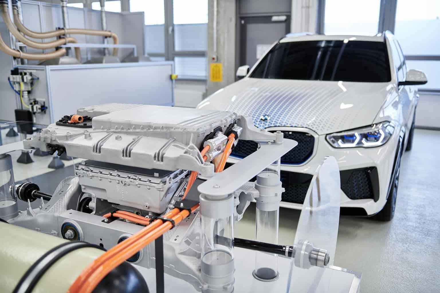 BMW: Brennstoffzelle hat Potenzial, weitere Säule im Antriebsportfolio zu werden