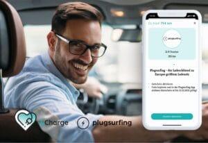 &Charge und Plugsurfing wollen E-Auto-Fahrern das öffentliche Laden erleichtern