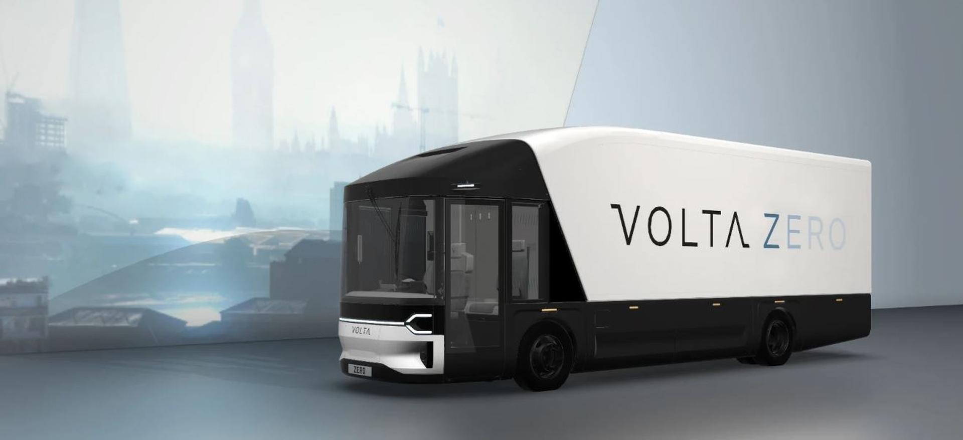 Volta Trucks will nachhaltigster Hersteller der Welt werden