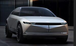 Hyundai enthüllt Einzelheiten über den Hyundai Konzept 『45』