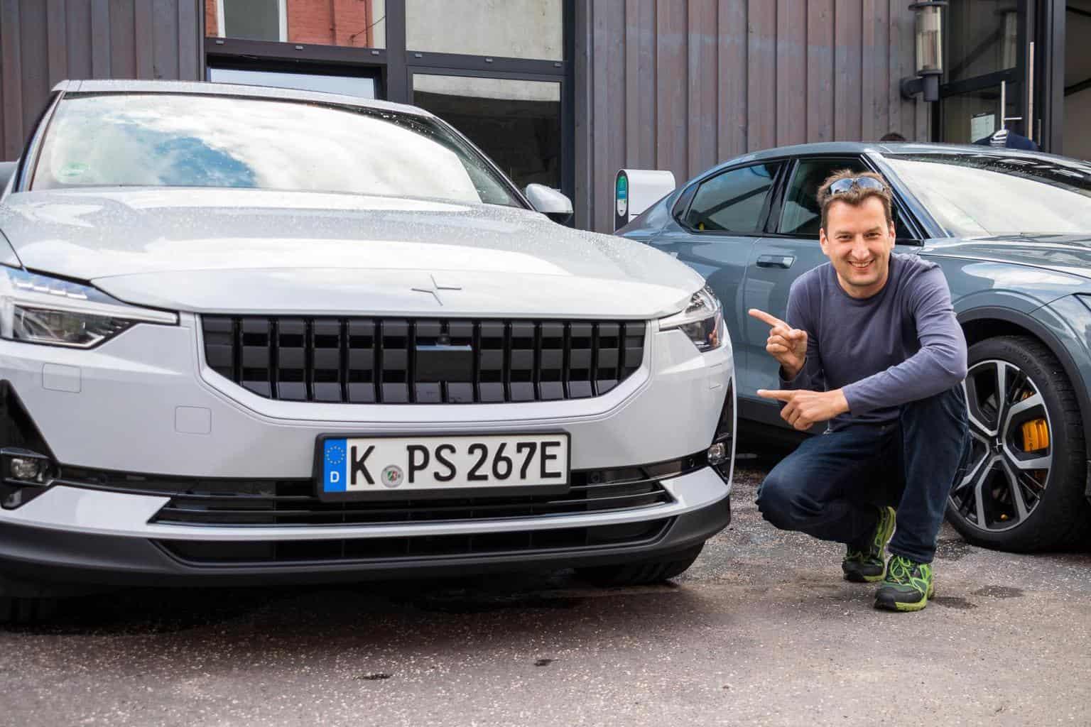 E-Mobilitätsexperte Stefan Moeller über seine Polestar 2 Erfahrungen