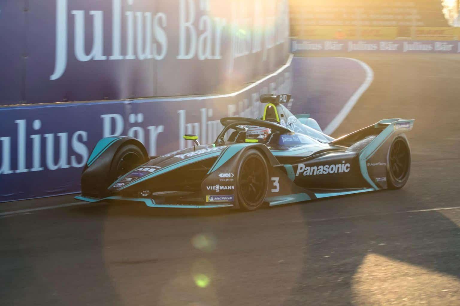 Formel-E-Rennwagen ab 2022 um 100 kW stärker, Schnellladung mit 600 kW