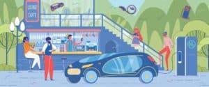 Interesse an Elektroautos wächst und wächst und wächst