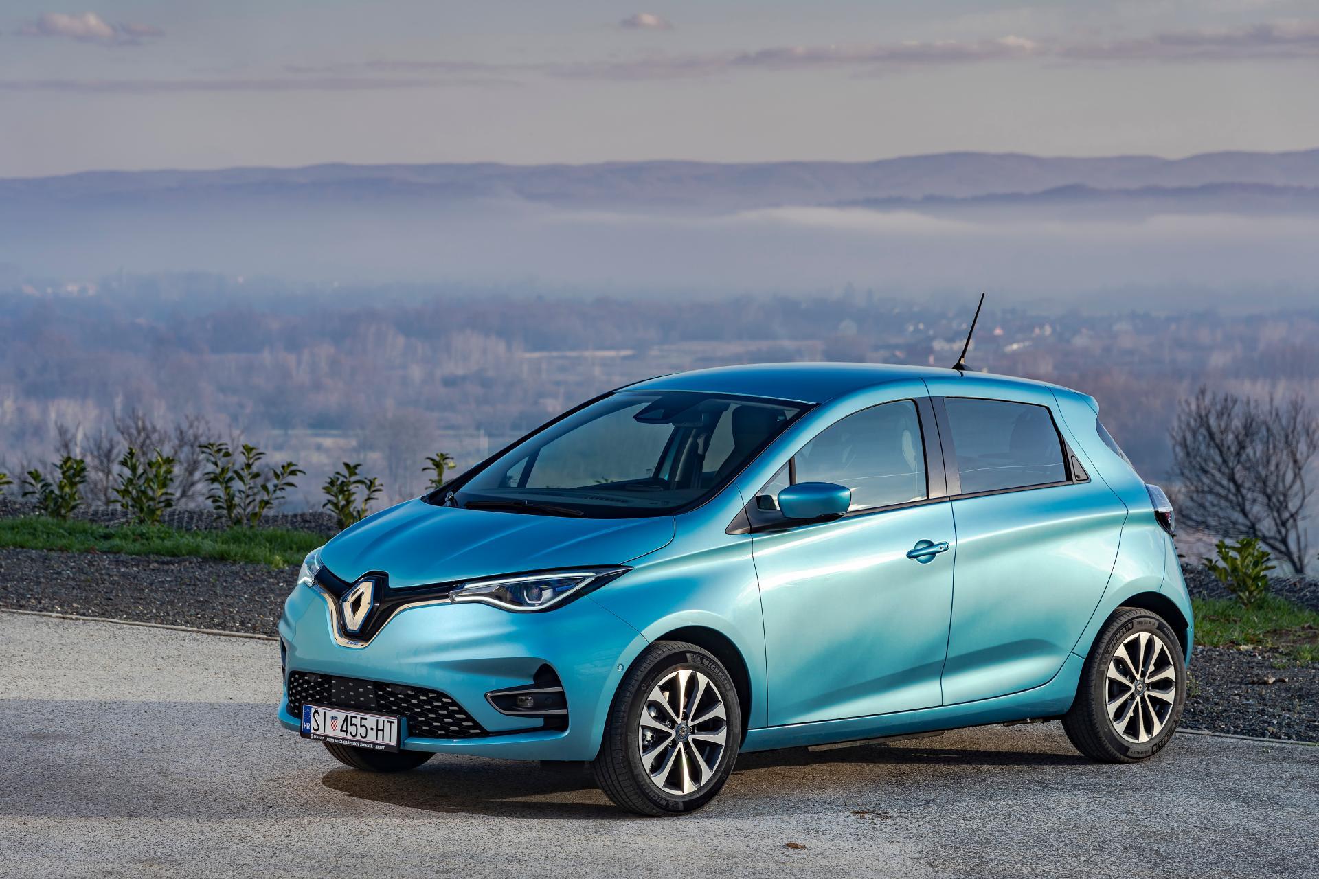 Frankreich: Verkäufe von Renault-Elektroautos boomen im ersten Halbjahr