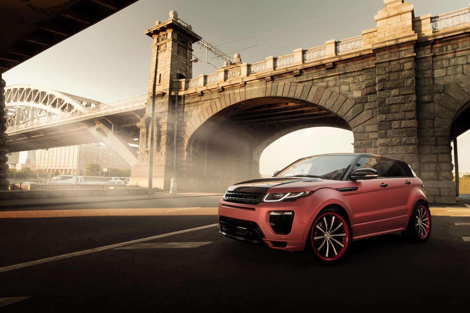 JLR: Brennstoffzellen-Antrieb durchaus eine Option für Land Rover-Modelle