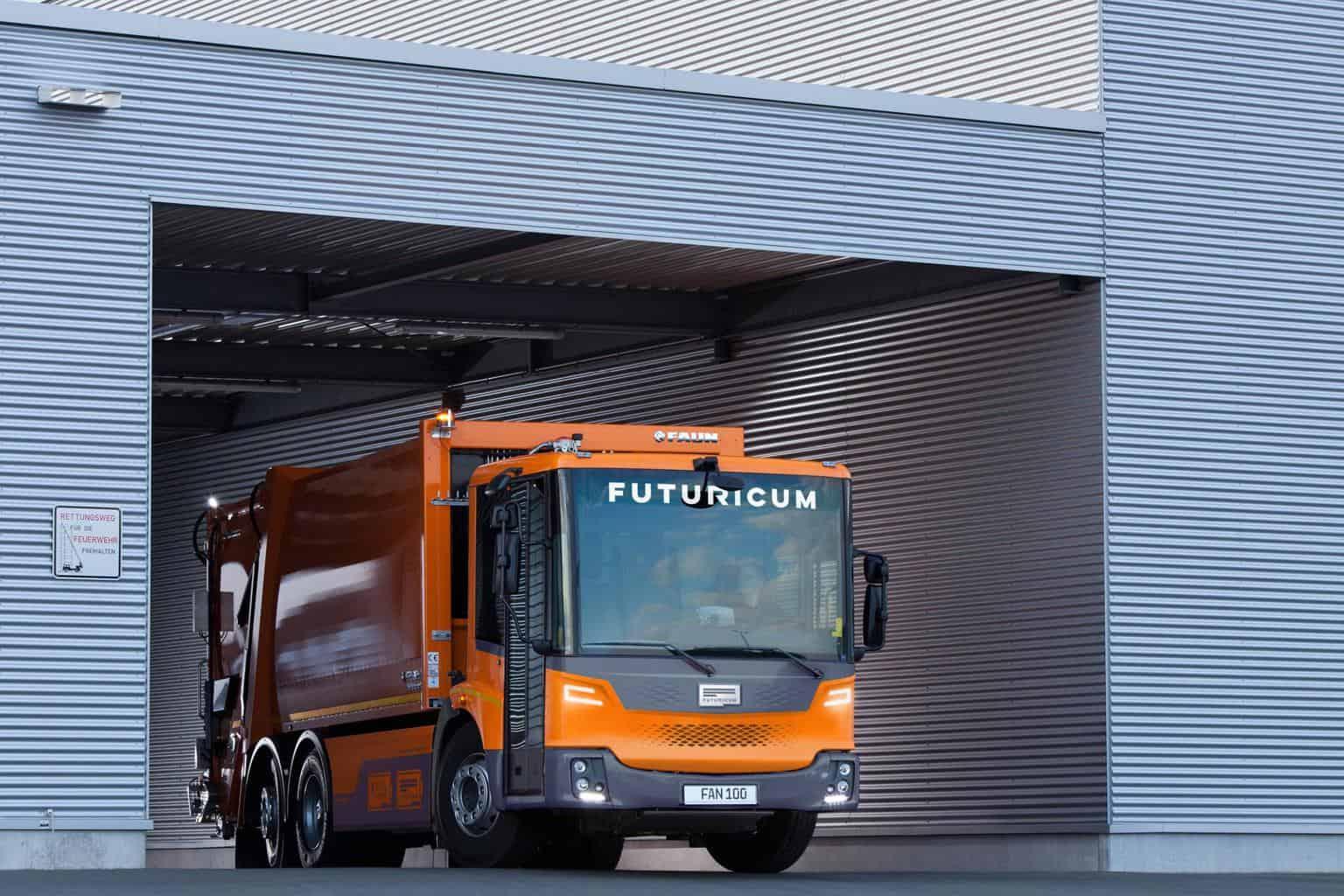Designwerk setzt auf elektrisches Low-Entry Fahrzeug gemeinsam mit Mercedes-Benz