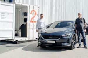 Polestar 2: Erste Modelle an Kunden in ganz in Deutschland übergeben