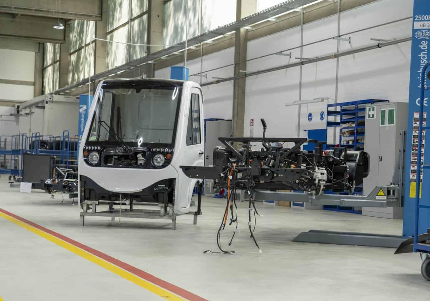 Tropos Motors: E-Auto aus dem Bausatz für die Hochschule Bochum