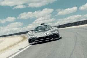 Mercedes-AMG Project ONE nährt sich der Serienreife