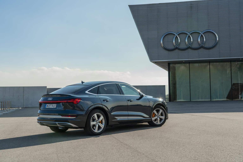 """Elektroautos bei Audi eine """"zentrale Säule"""""""