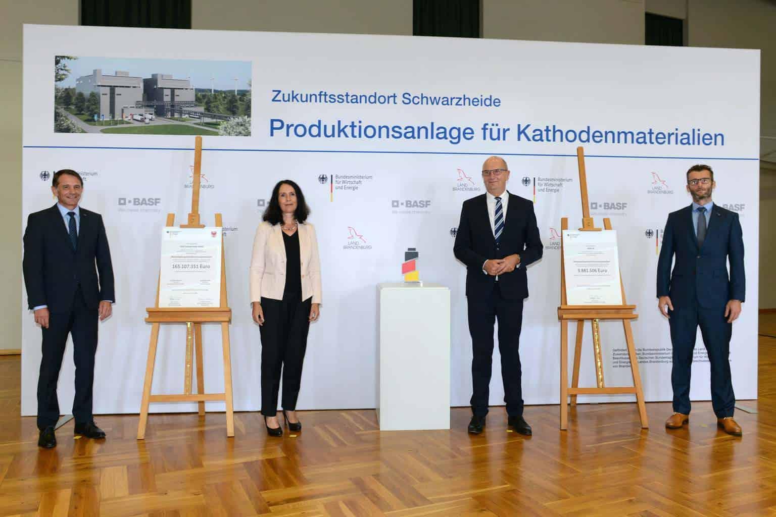 BASF Förderung Schwarheide