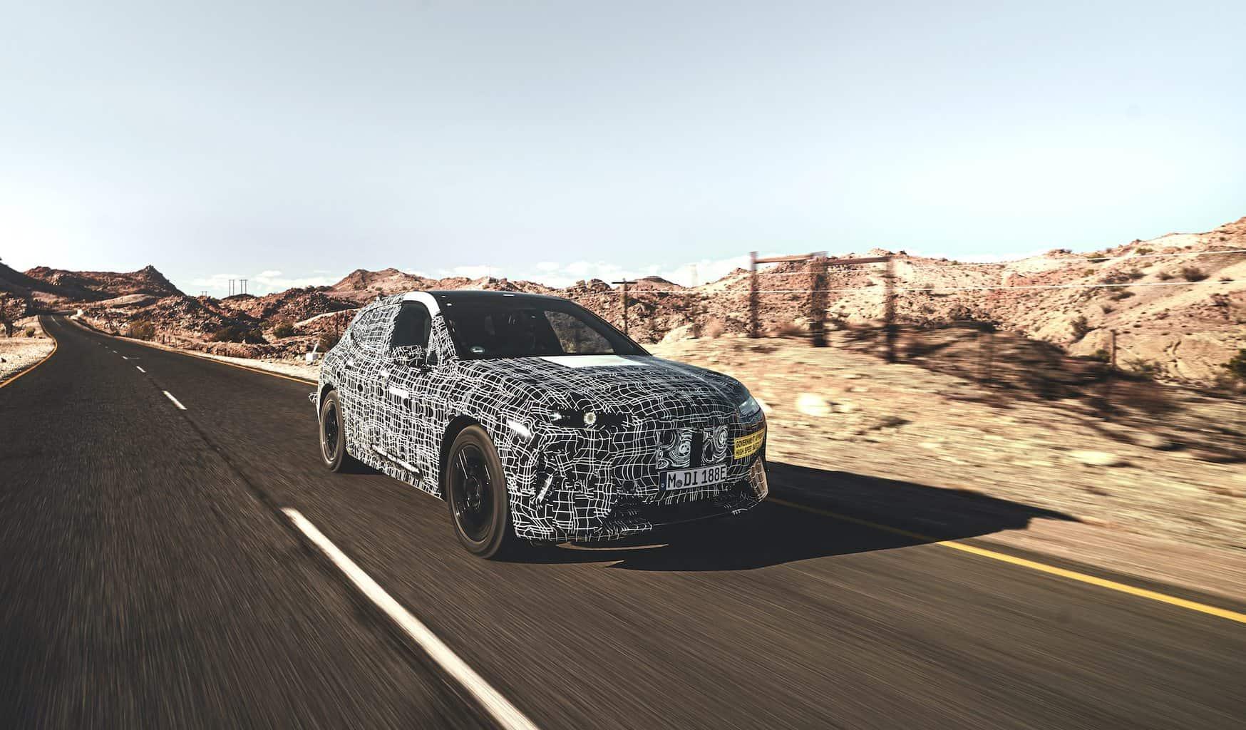 BMW iNext soll iX heißen und in 3 Leistungsvarianten ...