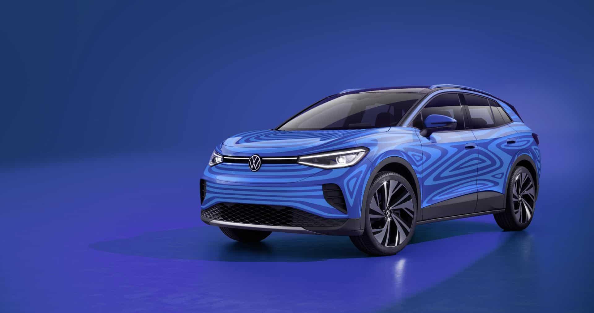 VW ID.4 soll ab 100 US-Dollar in den USA reserviert werden können; ab September