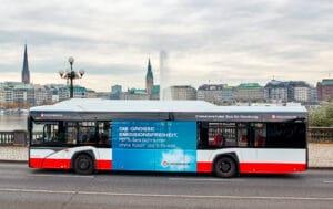 Hamburg Hochbahn Elektrobusse 2025