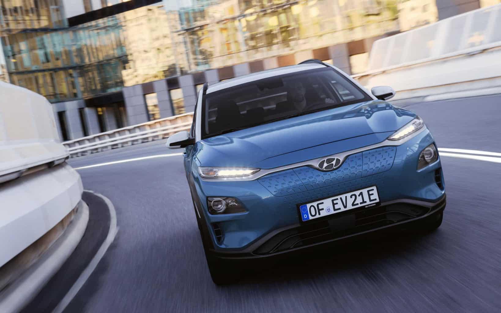 Hyundai Kona Elektroauto SUV