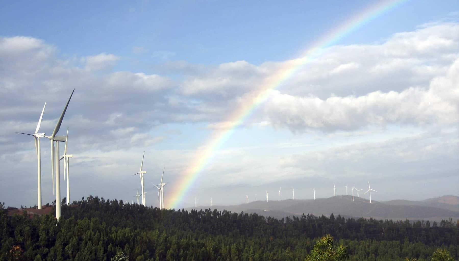 Iberdrola Windkraft Spanien Ökostrom