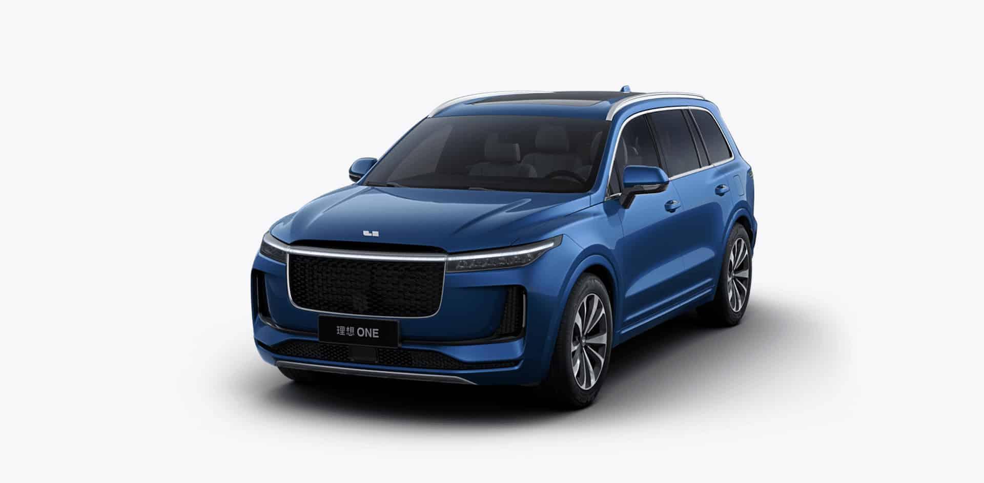 Li Xiang One Range-Extender Elektroauto