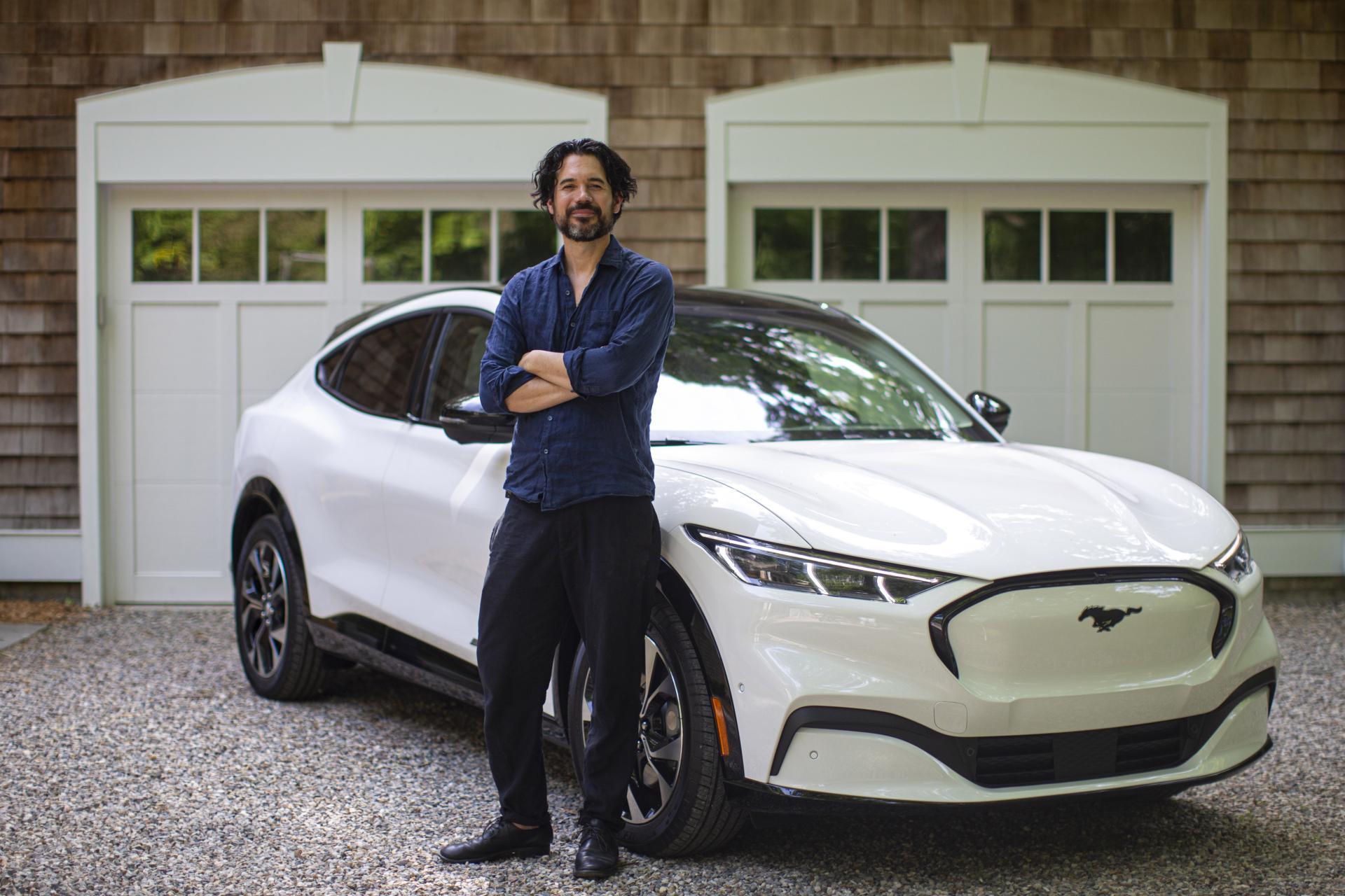 Ford-Ingenieure verleihen dem Ford Mustang Mach-E seine Stimme