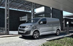 Peugeot Elektro Transporter e-Expert