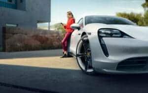 Porsche Taycan Modellpflege