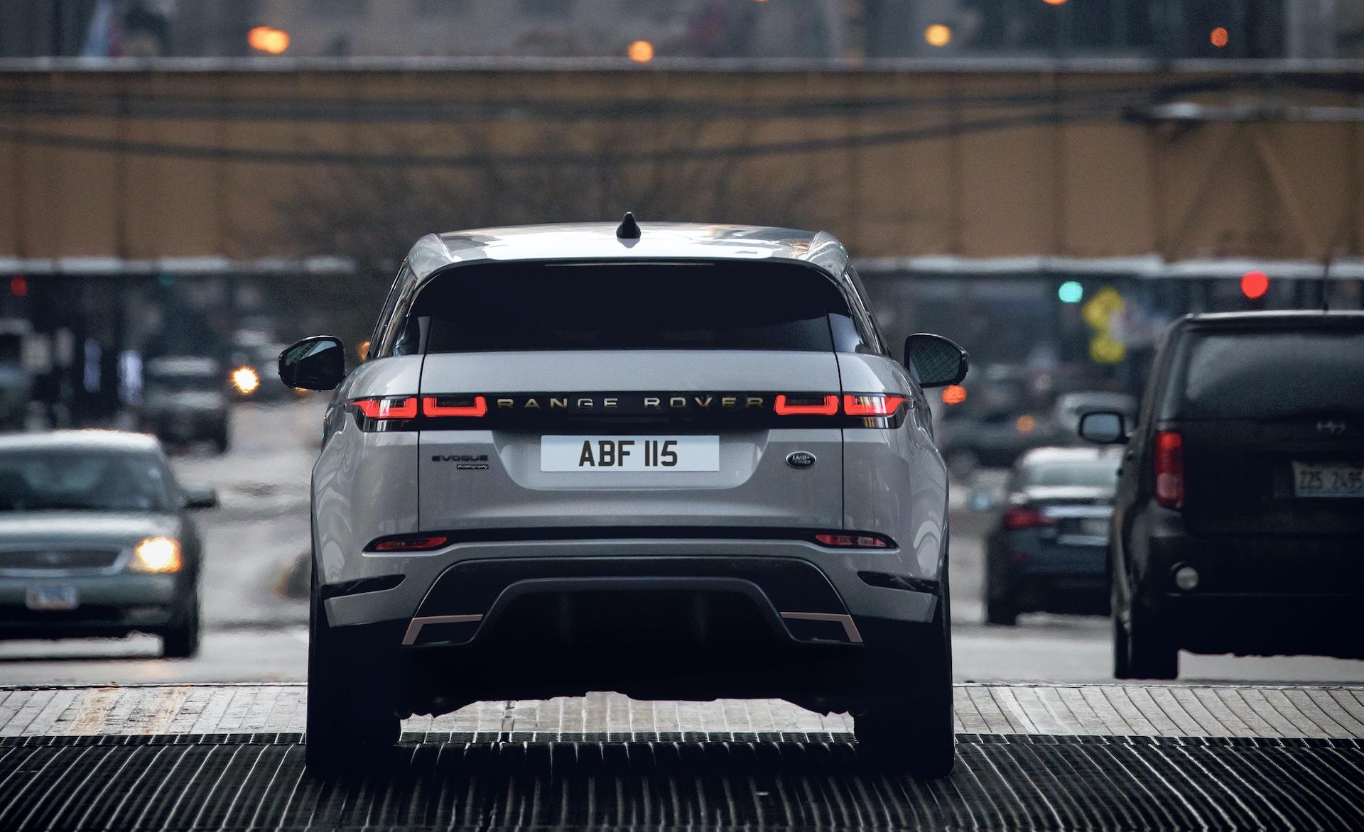 Range Rover Evoque Plug-in-Hybrid