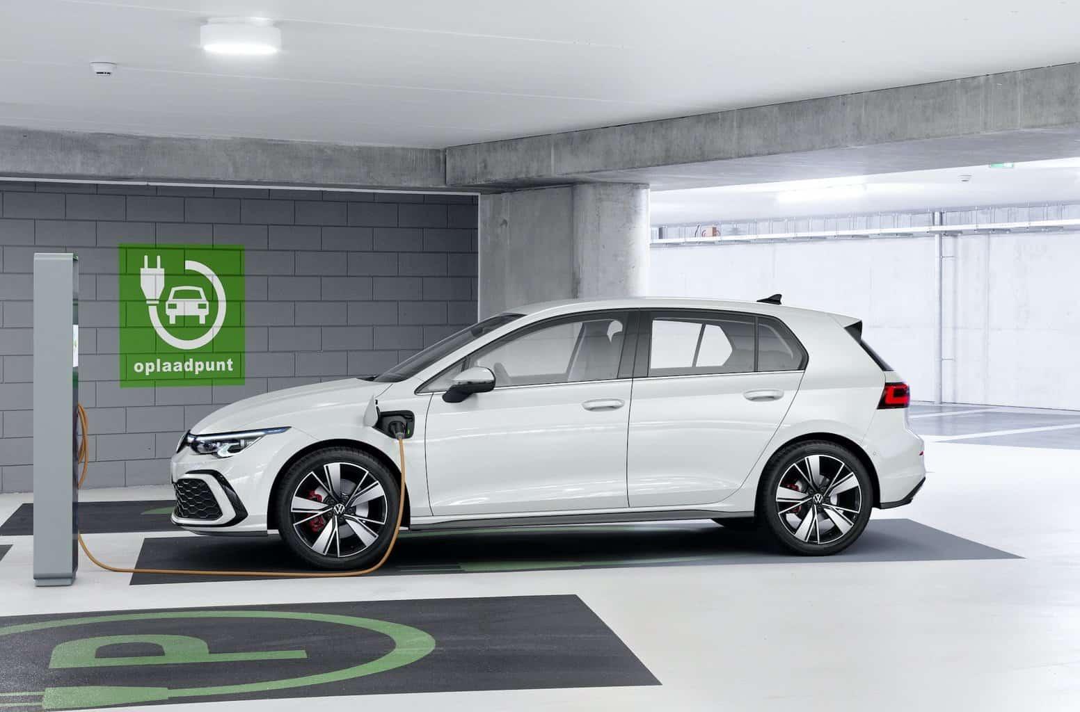 VW Golf Plug-in-Hybrid GTE