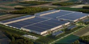 Verkor Elektroauto Gigafactory Frankreich