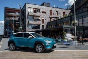 Hyundai Kona Elektro 39 kWh
