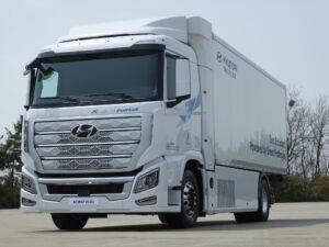 Die Schweizer Macher: Hyundai bringt Wasserstoff-Lkw in die Schweiz