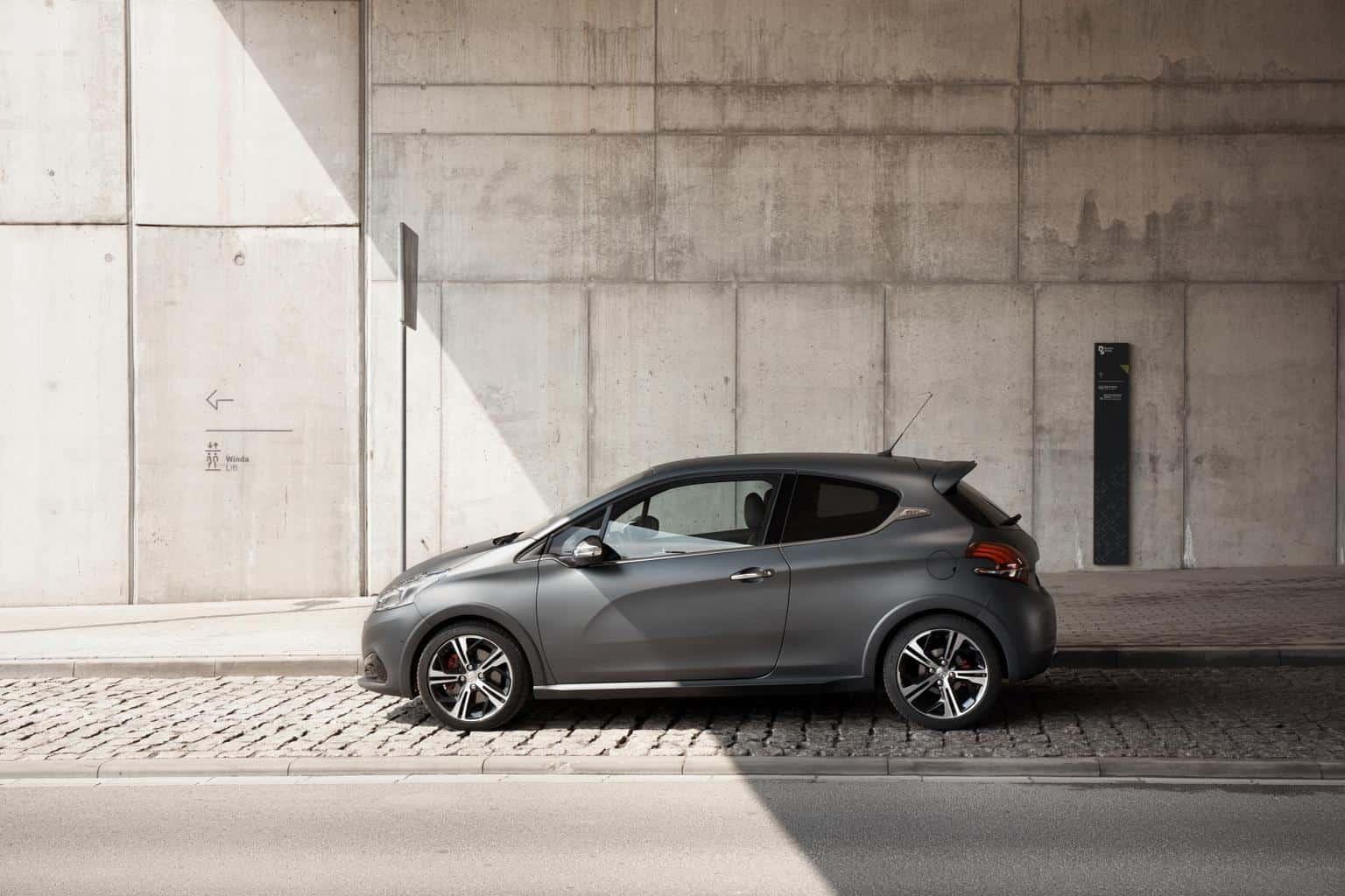 Peugeot plant elektrifizierte GTi-Modelle unter neuer Marke