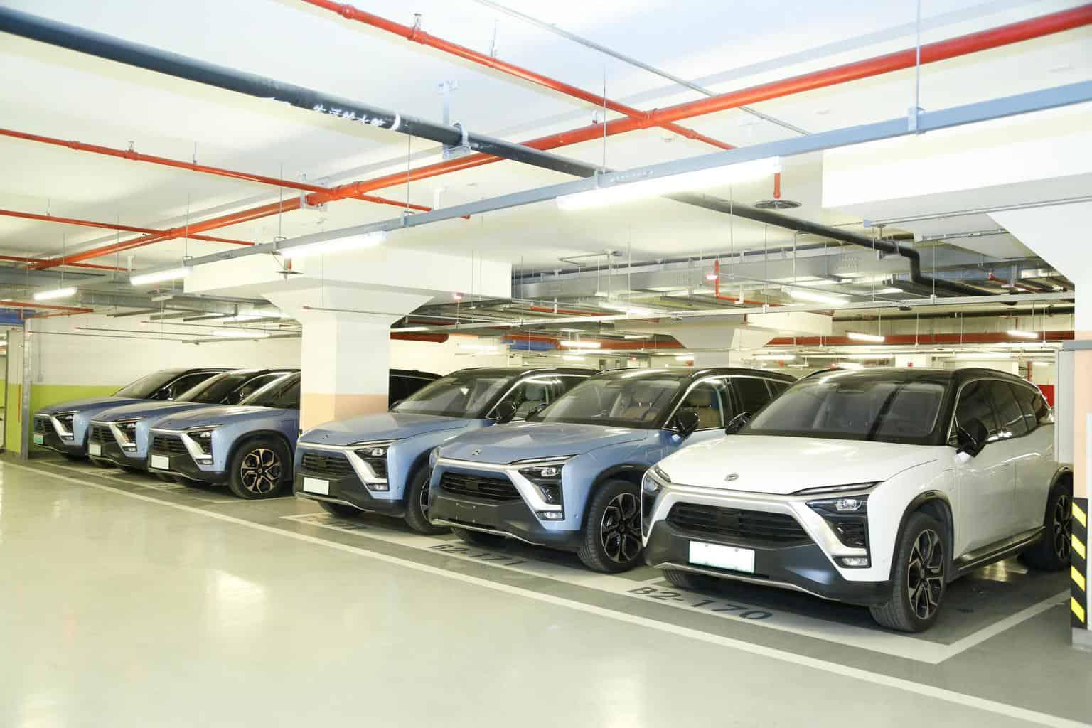 Nio bietet Elektroauto-Akkus auch zur Miete an