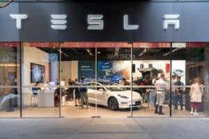 China: Tesla dominiert Verkauf von E-Autos im Juli 2020