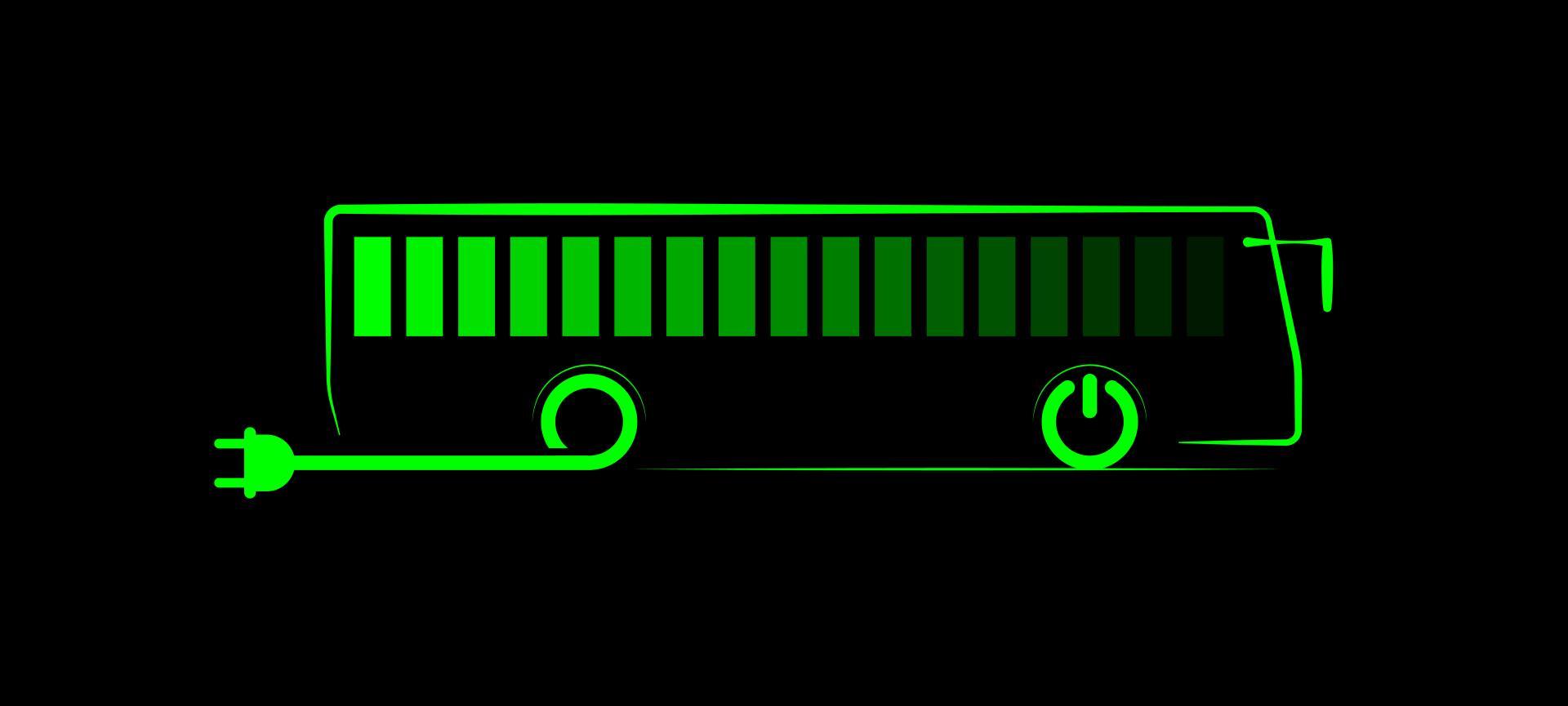EnBW testet induktives Laden von E-Bussen während der Fahrt
