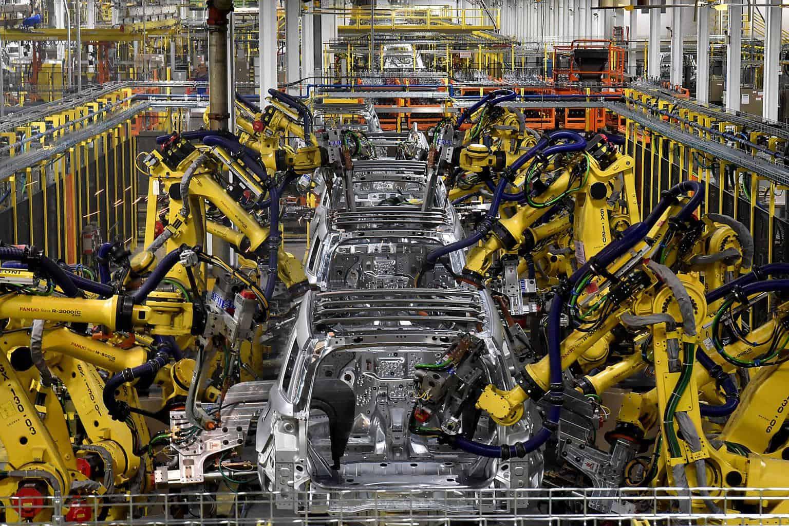 Ford macht kanadisches Werk in Oakville bereit für E-Mobilität mit Mrd.-Invest
