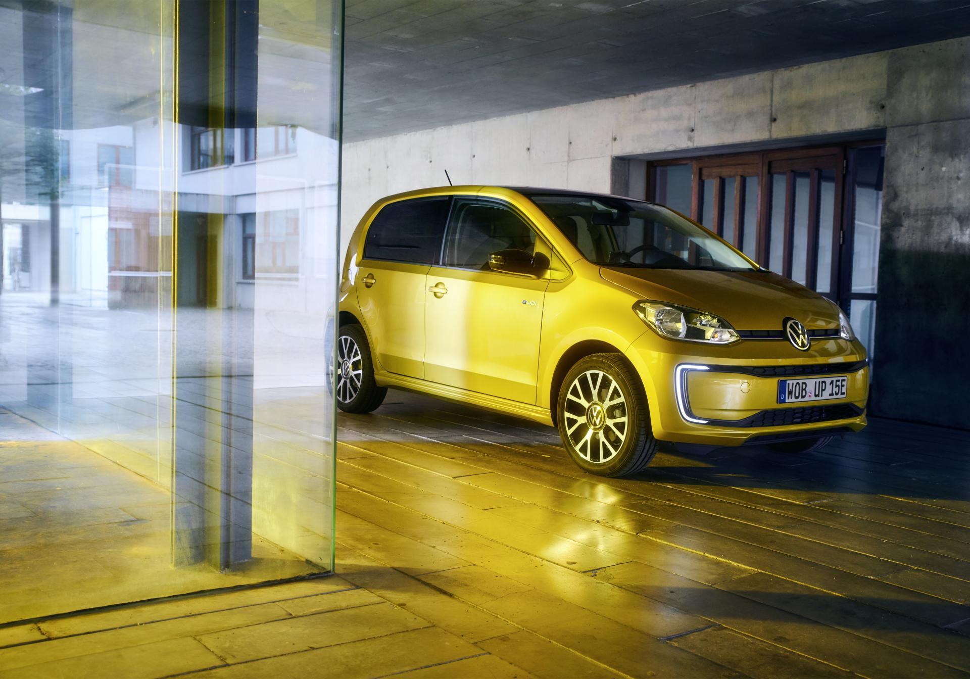 Kommt der VW e-Up! nochmals in den Handel oder bleibt er ausverkauft?