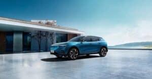 ENOVATE ME7: Smarter Elektro-SUV aus China mit fünf Bildschirmen