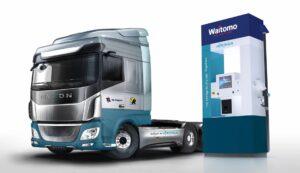HYZON Motors wird 2021 schwere Brennstoffzellen-LKW in Neuseeland auf die Straße bringen