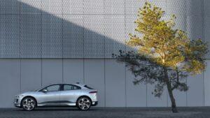 Jaguar stellt neue Taxi-Version des elektrischen Performance-SUV I-PACE vor