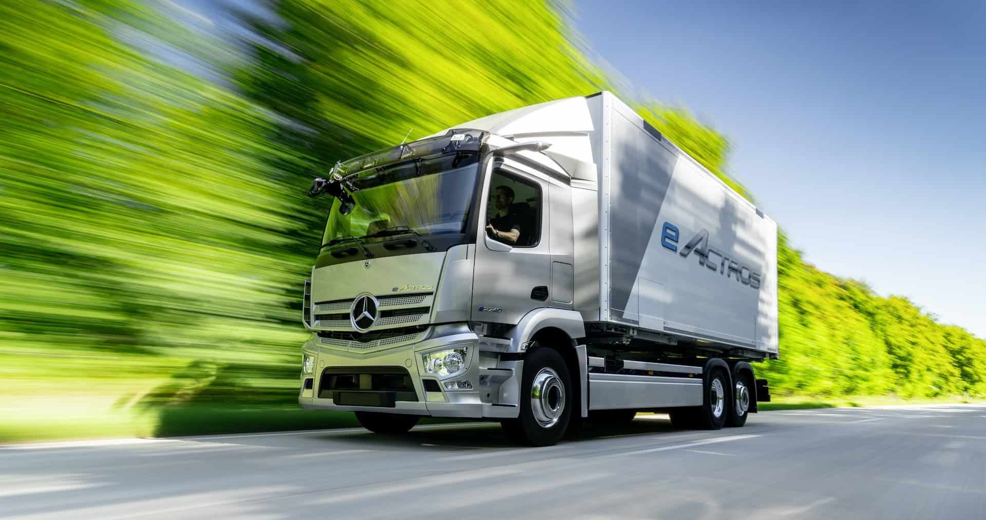 Mercedes-Benz eActros Wörth