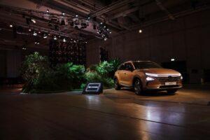 Hyundai demonstriert seine Brennstoffzellen-Kompetenz