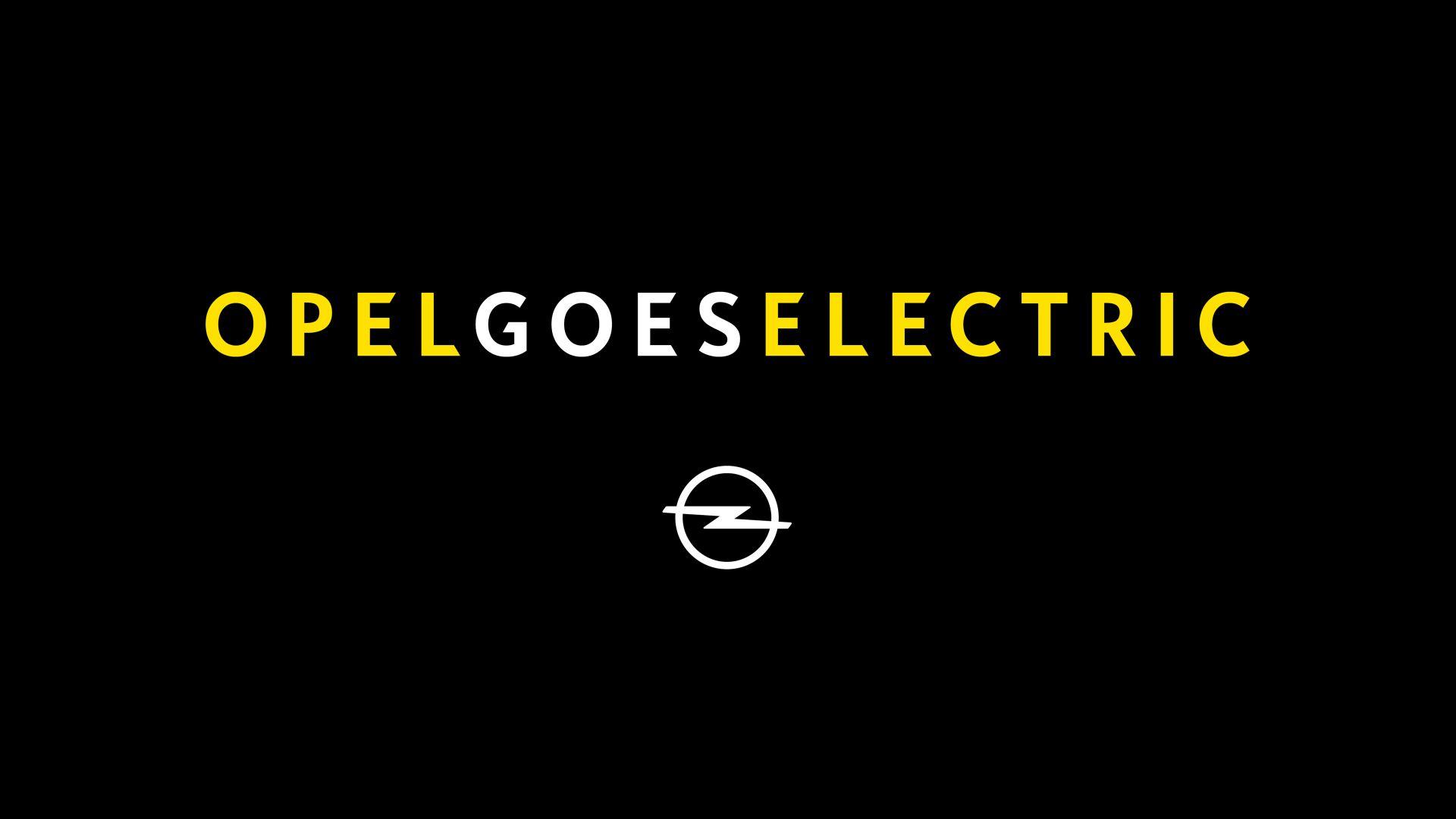 Opel treibt E-Offensive weiter voran: Weitere E-Fahrzeuge angekündigt