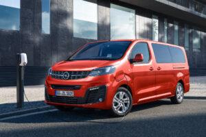 Opel Zafira-e Elektro-Van