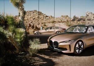 BMW Werk München ist bereit für den BMW i4