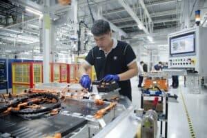 BMW verdoppelt in China Kapazitäten für die Produktion von Hochvoltbatterien