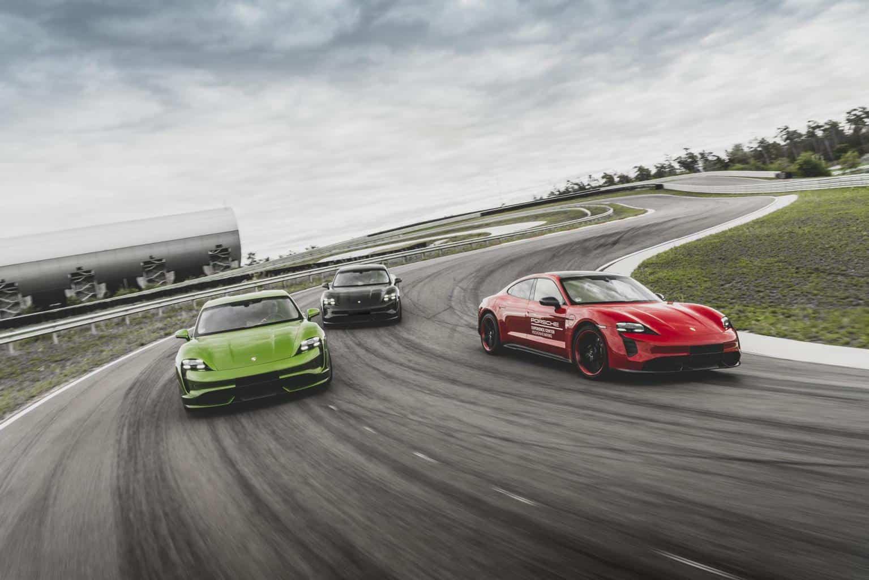 """Porsche Taycan oder """"Die Strom-Schnellen"""""""