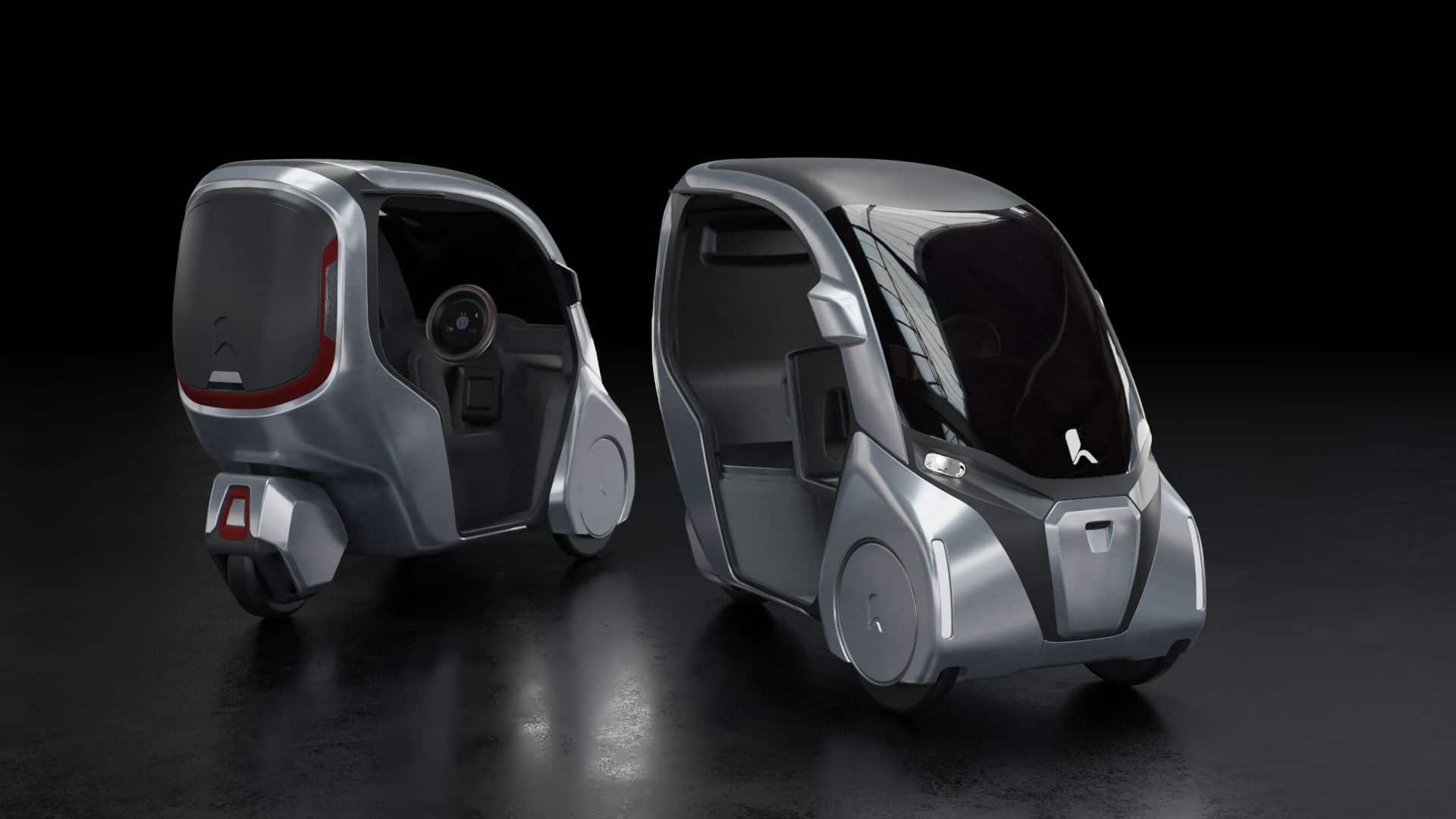 Hopper: Eine andere Art Hybrid, der bis zu 100 Prozent CO2-Emissionen eines Autos einspart