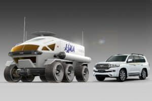 Toyota Lunar Cruiser: Verleiht dem Land Cruiser einen Brennstoffzellen-Antrieb