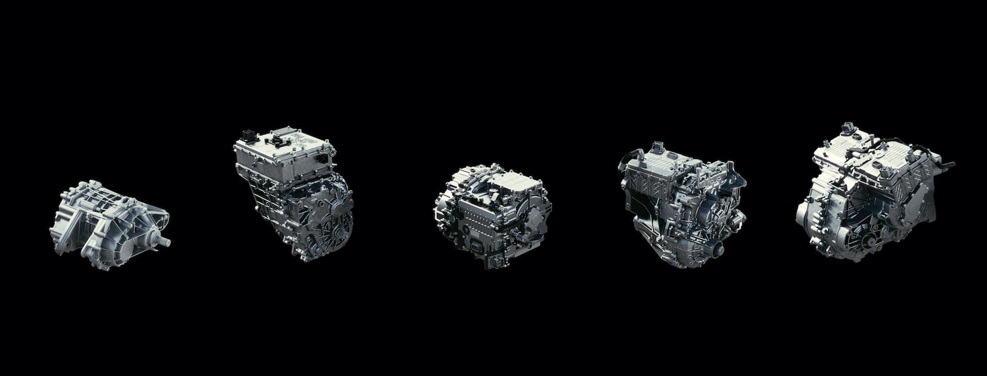 Ultium Drive GM Elektroauto-Motor