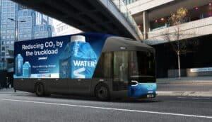 Volta Trucks findet mit Drinks Cubed ersten Kunden für seinen E-LKW