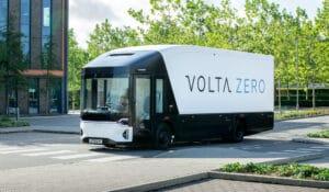 Elektro-Lkw Volta Zero